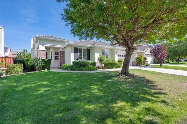 1446 Sierra Crest Court, Redlands, CA 92374 (#EV21233583) :: Mark Nazzal Real Estate Group