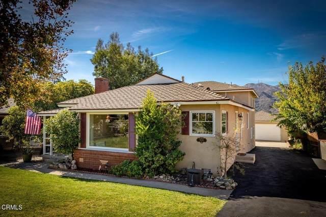 3908 Vista Court, Glendale, CA 91214 (#P1-7177) :: Team Forss Realty Group