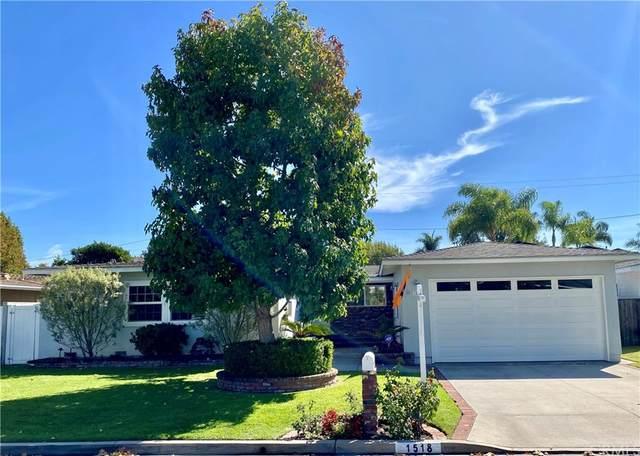 1518 Priscilla Lane, Newport Beach, CA 92660 (#PW21232710) :: RE/MAX Masters