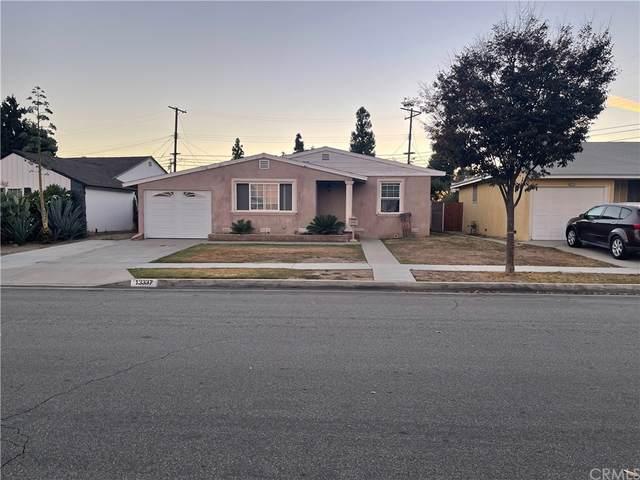 13337 Pepperwood Avenue, Bellflower, CA 90706 (#DW21233623) :: The Kohler Group