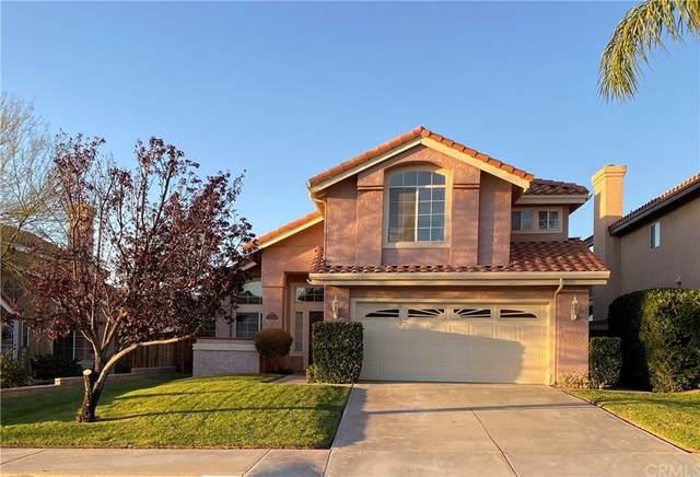 35080 Hollow Creek Drive, Yucaipa, CA 92399 (#IV21233626) :: Mark Nazzal Real Estate Group
