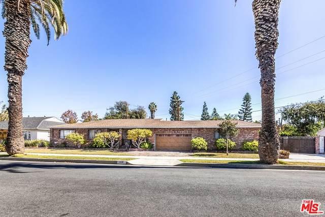 11338 Stevens Avenue, Culver City, CA 90230 (#21795946) :: Dave Shorter Real Estate