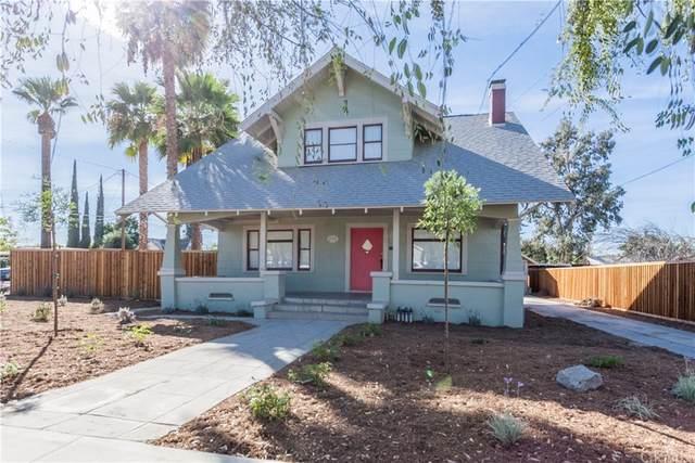 349 S Buena Vista Street, Hemet, CA 92543 (#SW21233534) :: Blake Cory Home Selling Team