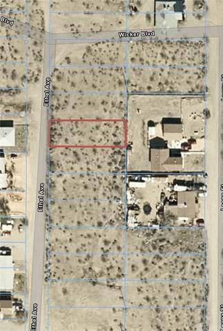 0 Ethel Avenue, Barstow, CA 92311 (#OC21233505) :: Compass
