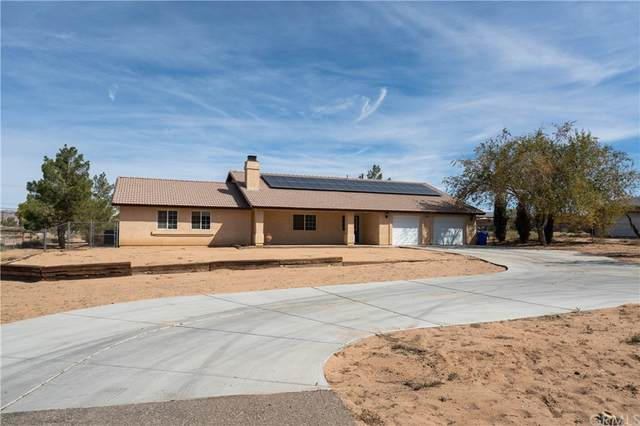 21416 Rancherias Road, Apple Valley, CA 92307 (MLS #IG21221557) :: ERA CARLILE Realty Group
