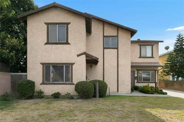 11434 Bellflower Boulevard, Downey, CA 90241 (#OC21232132) :: The Kohler Group