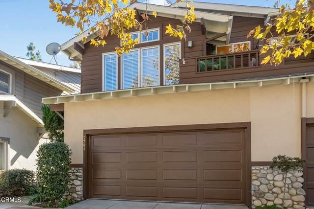 2784 Butter Creek Drive, Pasadena, CA 91107 (MLS #P1-7178) :: ERA CARLILE Realty Group