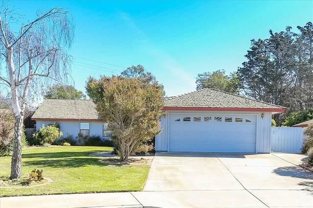 968 Mccloud Street, Santa Maria, CA 93455 (MLS #PI21233673) :: ERA CARLILE Realty Group