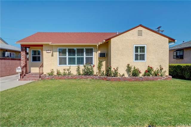 9413 Melita Street, Pico Rivera, CA 90660 (#PW21231001) :: RE/MAX Empire Properties