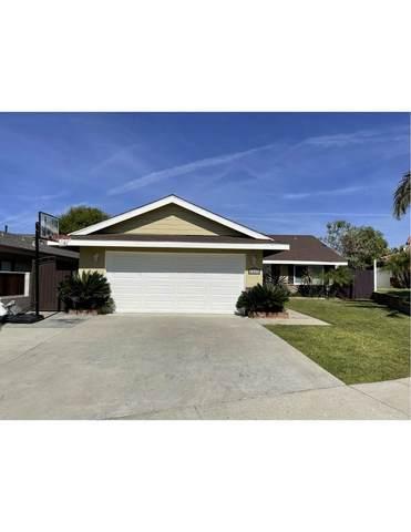 1117 W Bridger Street, Covina, CA 91722 (#CV21233665) :: Realty ONE Group Empire