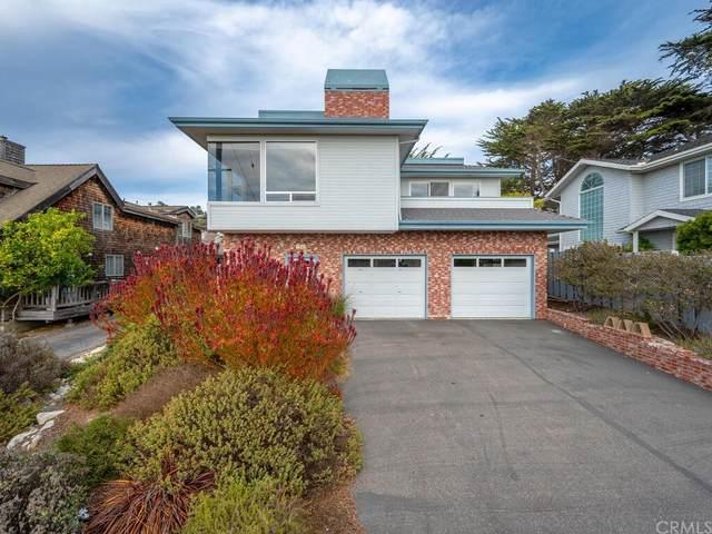 1850 Laurel Place, Cambria, CA 93428 (#PI21233594) :: EXIT Alliance Realty