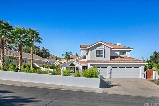 3997 Santa Monica Court, Newbury Park, CA 91320 (#SR21233628) :: Robyn Icenhower & Associates