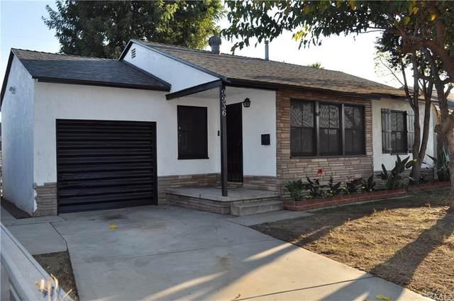 9936 Rosecrans Avenue, Bellflower, CA 90706 (#CV21195177) :: The Kohler Group