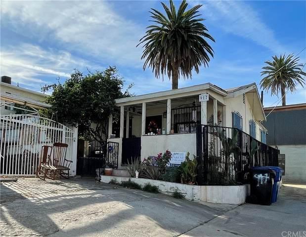 915 Calzona Street, Los Angeles (City), CA 90023 (#PW21233654) :: RE/MAX Empire Properties