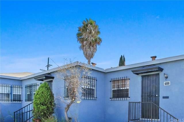1342 W 79th Street, Los Angeles (City), CA 90044 (MLS #PW21231723) :: ERA CARLILE Realty Group