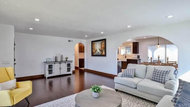 605 S Huron Drive, Santa Ana, CA 92704 (#OC21233643) :: Mark Nazzal Real Estate Group