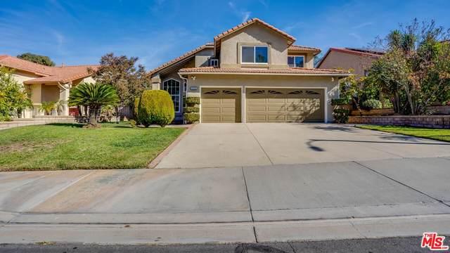 2028 Deer Haven Drive, Chino Hills, CA 91709 (#21797220) :: Corcoran Global Living