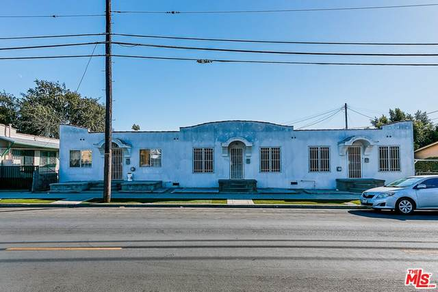 3612 Montclair, Los Angeles (City), CA 90018 (#21798026) :: Wendy Rich-Soto and Associates