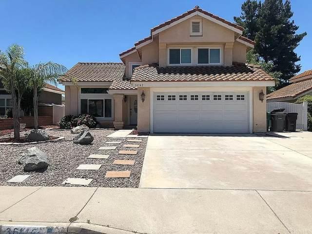 36142 Castellane Drive, Murrieta, CA 92562 (#OC21231959) :: Blake Cory Home Selling Team