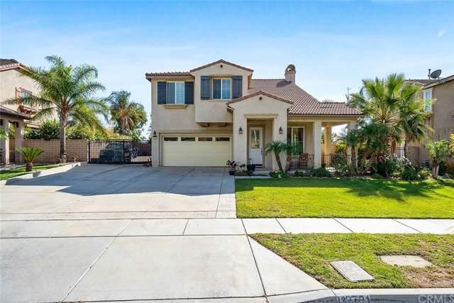 13751 Soledad Way, Rancho Cucamonga, CA 91739 (#CV21233679) :: Blake Cory Home Selling Team