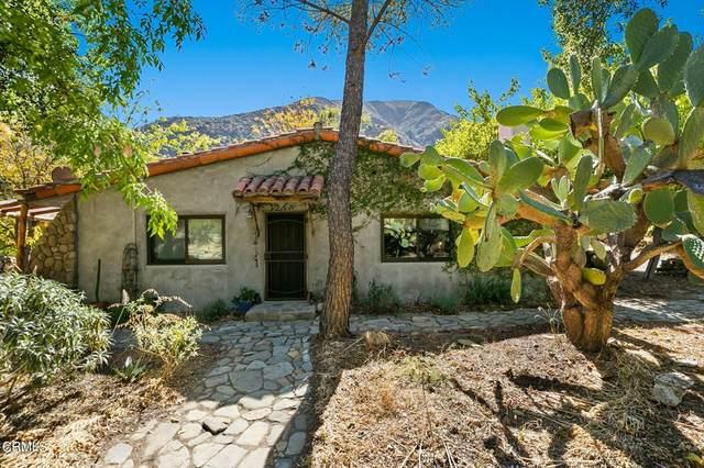 3434 Matilija Canyon Road, Ojai, CA 93023 (#V1-9068) :: Robyn Icenhower & Associates