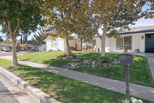 208 Camino Manzanas, Thousand Oaks, CA 91360 (#221005688) :: Robyn Icenhower & Associates