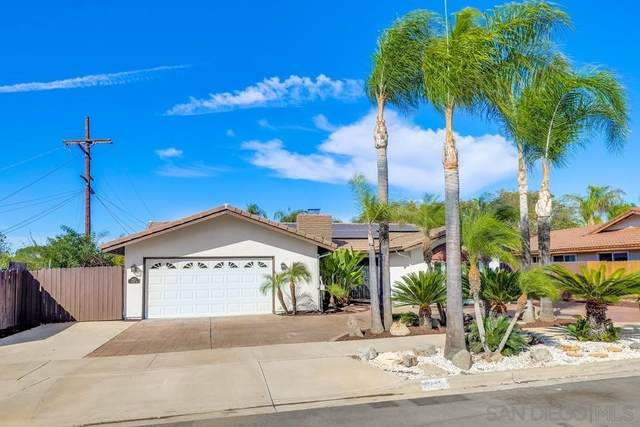 652 Pauline Ave, El Cajon, CA 92020 (#210029514) :: RE/MAX Empire Properties