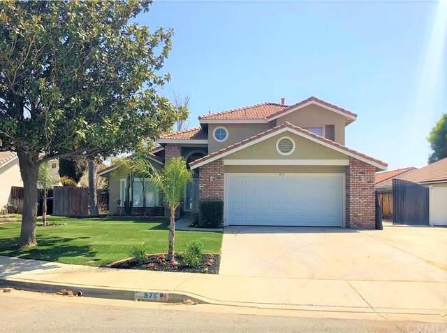 975 Sunstone Avenue, Hemet, CA 92543 (#SW21233686) :: Blake Cory Home Selling Team