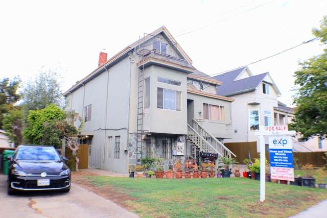2027 Pacific Avenue, Alameda, CA 94501 (#ML81867678) :: Swack Real Estate Group | Keller Williams Realty Central Coast