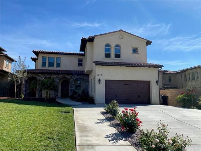 5759 Winchester Court, Rancho Cucamonga, CA 91737 (#CV21233705) :: Z REALTY
