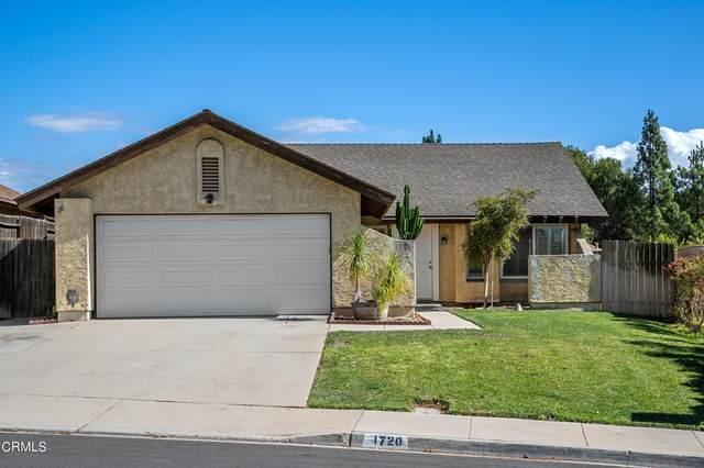 1720 Harvest Lane, Camarillo, CA 93012 (#V1-9070) :: Robyn Icenhower & Associates