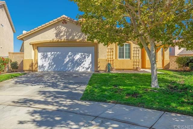 44556 Camolin Avenue, Lancaster, CA 93534 (#SR21233719) :: Robyn Icenhower & Associates