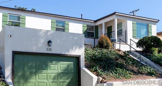 335 Las Flores Terrace, San Diego, CA 92114 (#210029518) :: eXp Realty of California Inc.