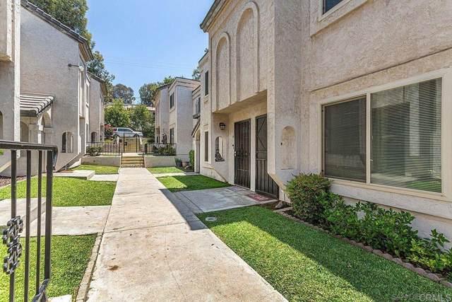 1604 Presioca Street #7, Spring Valley, CA 91977 (#PTP2107395) :: Zutila, Inc.