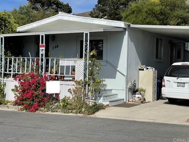 3057 S Higuera Street #138, San Luis Obispo, CA 93401 (#SC21233722) :: Elevate Palm Springs