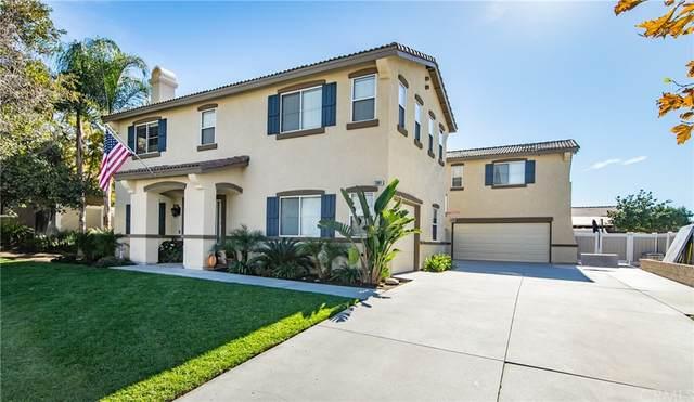 7841 Calle Del Rio Street, Highland, CA 92346 (#EV21233712) :: Necol Realty Group