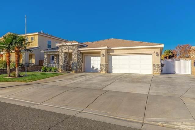 43765 Sondi Drive, Lancaster, CA 93536 (#SR21233737) :: Robyn Icenhower & Associates