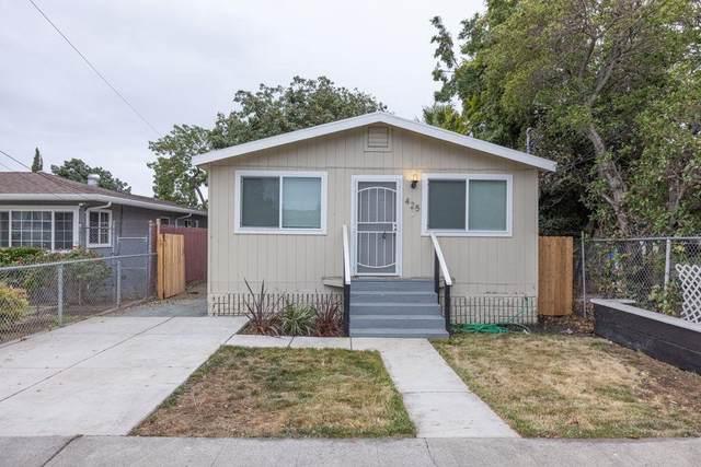 425 Sycamore Avenue, Hayward, CA 94544 (#ML81867757) :: Blake Cory Home Selling Team