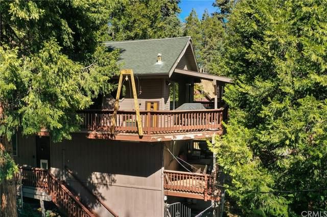 678 Wellsley Drive, Lake Arrowhead, CA 92352 (#SW21232923) :: EXIT Alliance Realty