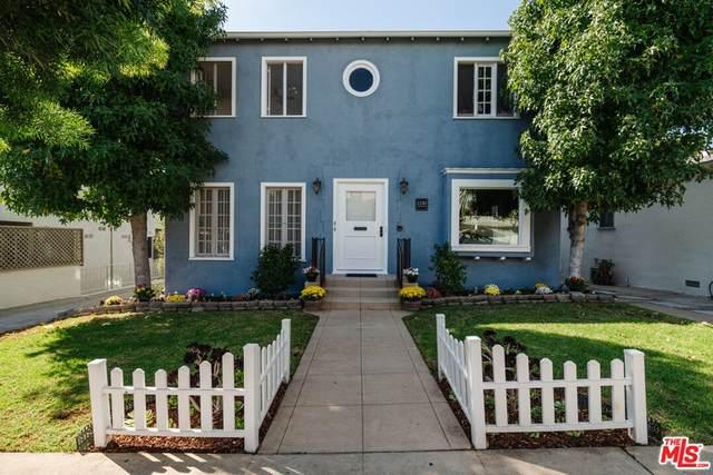 1230 Stanford Street, Santa Monica, CA 90404 (#21796928) :: Compass