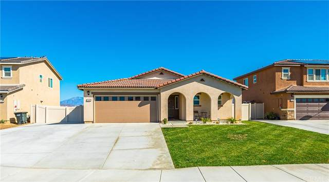 2589 Silver Maple Street, San Jacinto, CA 92582 (#SW21233171) :: EXIT Alliance Realty