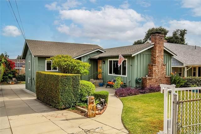 230 Grand Avenue, Monrovia, CA 91016 (#AR21233764) :: RE/MAX Empire Properties