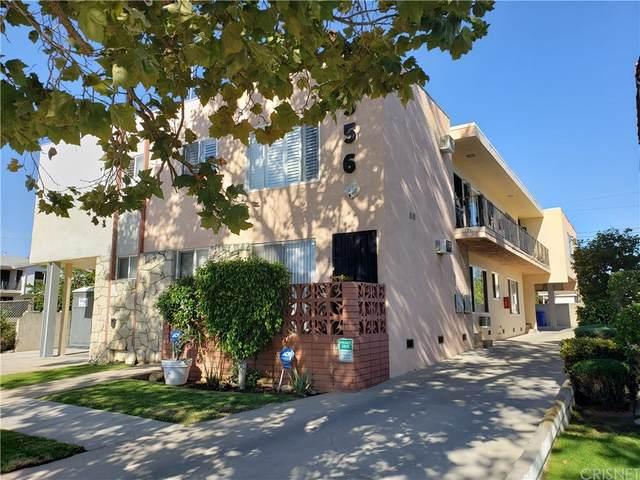 1556 S Orange Grove Avenue, Los Angeles (City), CA 90019 (#SR21230822) :: Wendy Rich-Soto and Associates