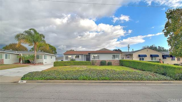 210 S Meadow Road, West Covina, CA 91791 (#CV21233233) :: Zutila, Inc.