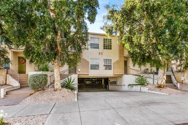 65 N Michigan Avenue #16, Pasadena, CA 91106 (#P1-7179) :: EXIT Alliance Realty