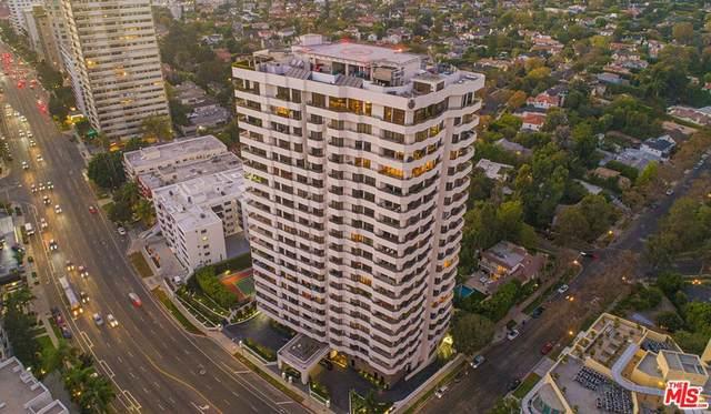 10601 Wilshire Boulevard #1703, Los Angeles (City), CA 90024 (#21798052) :: eXp Realty of California Inc.