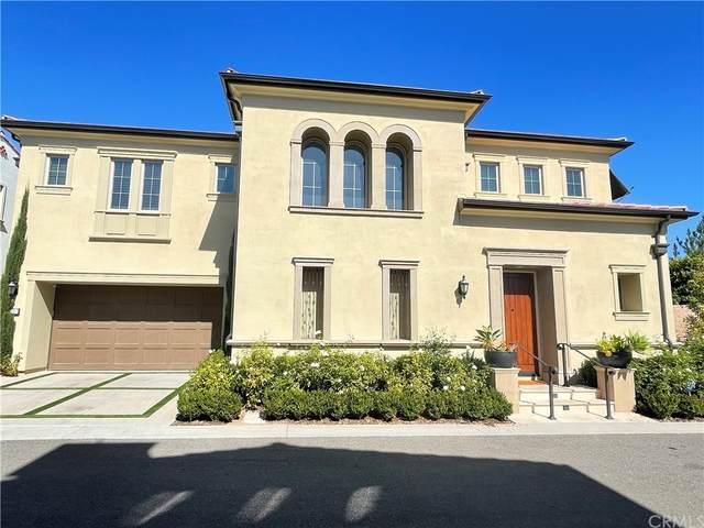 75 Granite Knl, Irvine, CA 92602 (#OC21231951) :: EXIT Alliance Realty
