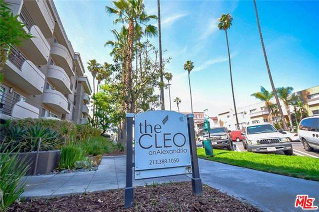 345 S Alexandria Avenue #219, Los Angeles (City), CA 90020 (#21798074) :: Realty ONE Group Empire