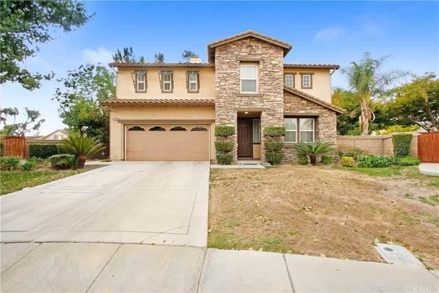 13490 Goldmedal Avenue, Chino, CA 91710 (#TR21233718) :: Compass
