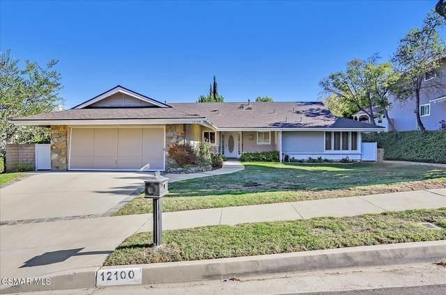 12100 Bowmore Avenue, Northridge, CA 91326 (#221005690) :: The Kohler Group